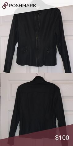 Brand New Women's Abandon Leather Jacket ! Brand New Women's Made In Italy Leather Jacket ! Great Price ! Jackets & Coats