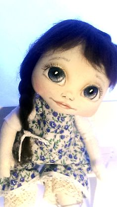 Unique art cloth dolls, handmade fabric dolls by KamomillaDesign Etsy Coupon, Fabric Dolls, Textile Art, Unique Art, Art Dolls, Handmade Gifts, Handmade Dolls, Doll Clothes, Hand Painted