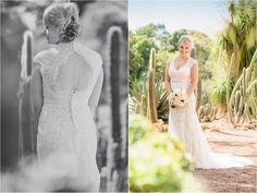 Bride amongst the cactus! Adelaide wedding photography, Adelaide Botanic gardens. www.gpix.com.au