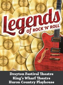 Legends of Rock N Roll Playhouse Theatre, King And Country, Play Houses, Rock N Roll, Legends, Rolls, Entertaining, Rock Roll, Buns