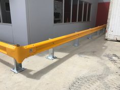 A recent installation of ours at Owens Transports highlights the benefits of W-Beam Guard Railing in warehouses.   http://www.australianbollards.com.au/blog/protecting-warehouses-with-w-beam-guard-railing #warehouse #safety #railing #bollards