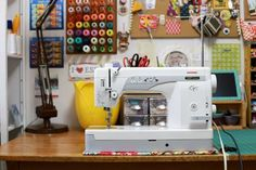 Janome 1600P Sewing Machine Review