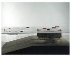 HCH MODEL. Maqueta de cerco Real. Museo del Mar de Vigo