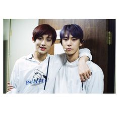 Doyoung and winwin