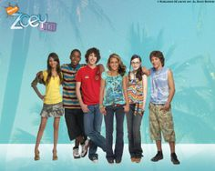 Zoey 101 - this used to be my favorite show, I was so sad to hear about Jamie Lynn. :(