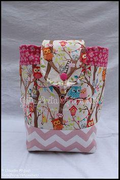 """Conjunto de maternidade """"Pink Tree Party"""""""