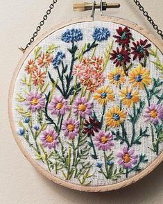 Petite wildflowers