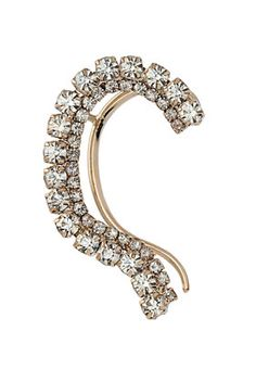 Bling ear curve  For those who put a gazillion holes in their ears here ya go!