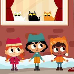 Three Little Kittens! This classic nursery rhyme gets a Super Simple twist. Who are the children and who are the naughty kittens? Preschool Songs, Kids Songs, Craft Activities For Kids, Toddler Preschool, Toddler Activities, Music For Toddlers, Music Lessons For Kids, Teaching Emotions, Teaching Kids