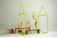Jonas von der Hude - Wood, in collaboration with Bettina Eulenburg for Better Living
