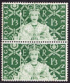 Queen Elizabeth II Coronation 1953 by Severnbiker, via Flickr
