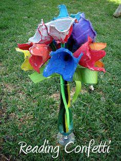 12 Spring Flower Crafts