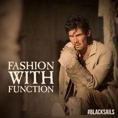 Black Sails - Jack Rackham