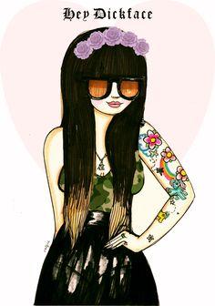 ♡ HEY DICKFACE ! Blog mode, tendances, photos, gourmandises, bons plans shopping etc ♡
