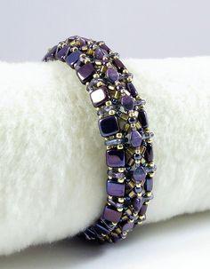 Penny Dixon Metropolitan Bangle - Bead&Button Show
