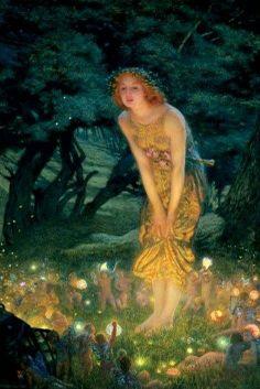 LesleyRose's Mystical Journey: Faeries