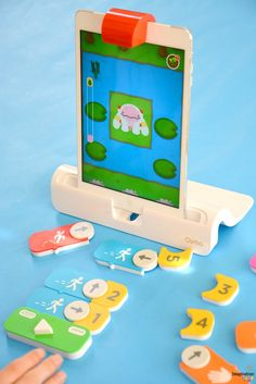 Osmo Coding is the easiest way to introduce coding to your child.