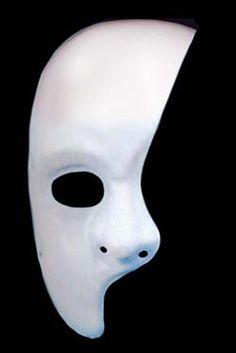 How to Make a Phantom of the Opera Mask | eHow