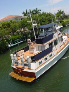 1985 Grand Banks Motor Yacht for sale
