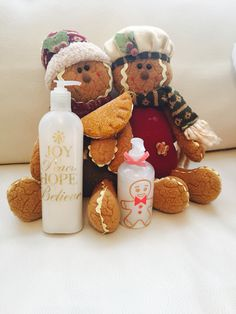 Jabones de Navidad