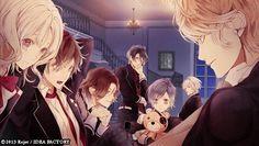 diabolik lovers more blood gameplay Ruki Mukami, Kanato Sakamaki, Ayato, Best Vampire Anime, Diabolik Lovers Laito, Ppg And Rrb, Great Words, Marvel Art, Shoujo