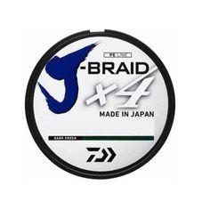 NEW DAIWA J-BRAID X4 BRAIDED LINE 300 YARDS DARK GREEN 50LB test JB4U50-300DG