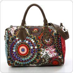 """Desigual Barcelona Design - Tasche """"Rigido Galactic Festin"""""""