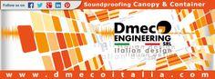 www.dmecoitalia.com  #dmeco #dmecoengineering  #engineering  #dmecoitalia  #soundproofing  #container  #canopy  #canopies  #generator  #genset  #rental  #products  #italiandesign #italianconcept  #italianproducts #madeinitaly  #MadeInItaly  #InTheWorld  #istagram  #istanitalia