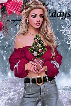 Merry Christmas, Christmas Cake Pops, Christmas And New Year, Christmas Decorations, Christmas Stuff, Holiday Gif, Christmas Scenery, Vintage Christmas Images, Beautiful Gif