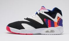 new product 166ce a6ab7 Nike Air Tech Challenge 4 OG. The Andre Agassi One! Custom Sneakers