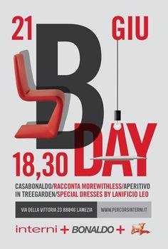 Interni B-Day: una serata per scoprire il mondo Bonaldo | Interni Percorsi d'Arredamento