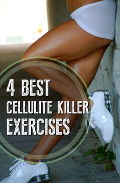 By doing this 4 best cellulite killer exercises, you will see more results then doing any other workouts. So, we better get started!