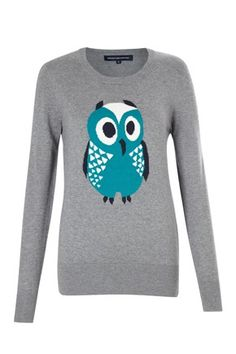 Lady Owl Jumper