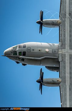 Italian Air Force Alenia C-27J Spartan Photo: Andras Brandligt - via Air Team Images