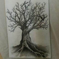 Tree - albero Albero della vita  Real tattoo Personal tattoo Inventore Art