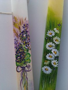Daisy Painting, One Stroke Painting, Painting & Drawing, Pallet Painting, Pallet Art, Country Paintings, Driftwood Art, New Crafts, Water Crafts