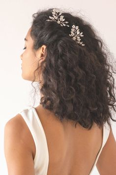 Elegant Hairstyles, Wedding Hairstyles, Thin Hair Updo, Short Hair, Small Hair Clips, Soho Style, Copper Hair, Everyday Hairstyles, Hair Sticks