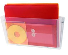Heavy Duty Wall Mounted File / Paper Rack / Pocket - Non Breakable A4 Size Storage Verdi http://www.amazon.co.uk/dp/B00ATTPV5G/ref=cm_sw_r_pi_dp_fMo0ub0VSNXNE