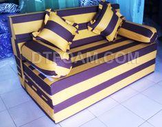 <p>Kasur Sofa Inoac Jazz Nyaman Untuk Duduk Maupun tidur : – Pilihan Busa : Super awet 10 tahun /Esklusif awet 15 tahun. – Cover : Katun Halus. – Dapat di vakum untuk memperkecil biaya pengiriman. – Motif cover dapat menggunakan motif cover sofa bed maupun motif kasur busa. Sofa bed …</p>
