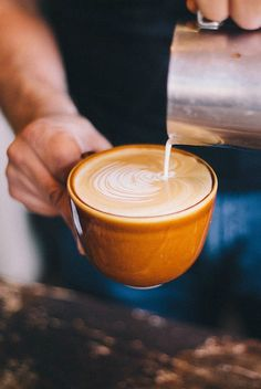 the art of making coffee | Sarah Rhodes