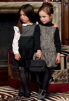 Wish I could afford Dolce & Gabbana for my kids... I can dream, right?