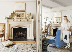 www.thisisglamorous.com | Décor Inspiration : At Home with Michelle Smith | Flickr - Photo Sharing!