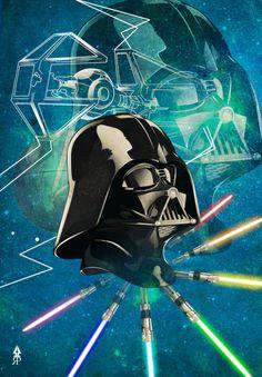 Darth Vader by Ryan Jimenez