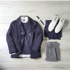Different Types Of Mens Sneakers. Sneakers have been an element of the world of fashion more than perhaps you believe. Modern day fashion sneakers bear little similarity to their early forerunners however their popularity is still undiminished. Outfit Grid, My Outfit, Outfit Ideas, Casual Sneakers, Sneakers Fashion, Men Fashion Show, Mens Fashion, Aldo Shoes Mens, Sneaker Dress Shoes