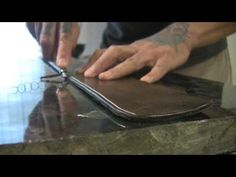 A Dying Art Form [Documentary] leathercrafting