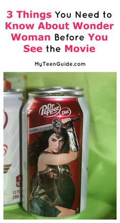 Check out 3 must-know facts about the Wonder Woman movie & find out how to save $5 off your ticket with Dr Pepper & Fandango! #ad,  #WonderWoman