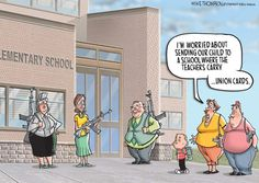 Mike Thompson: The NRA, schools and guns