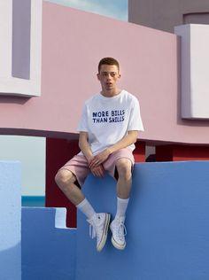 Lazy Oaf Summer 16. menswear mnswr mens style mens fashion fashion style campaign lookbook lazyoaf