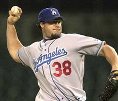 Eric Gagne was fascinating to watch!