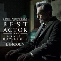 Daniel Day Lewis....best actor...YESSSS